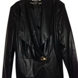 Peter Nygard Faux Leather Jacket